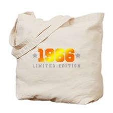 Limited Edition 1966 Birthday Tote Bag