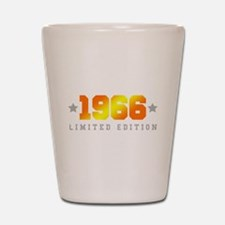 Limited Edition 1966 Birthday Shot Glass