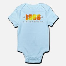 Limited Edition 1966 Birthday Body Suit
