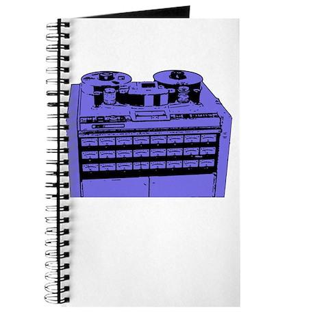 """24 Track 2"""" Tape Machine Journal"""