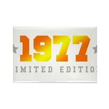 Limited Edition 1977 Birthday Magnets