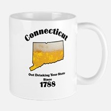 Connecticut is better then you Mugs