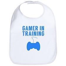 Gamer In Training Bib