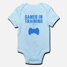 Gamer In Training Body Suit