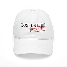 Retired Bus Driver Cap
