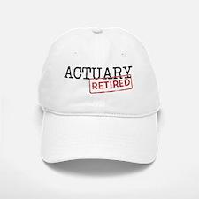 Retired Actuary Cap