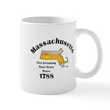 Massachusetts is better then you Mugs
