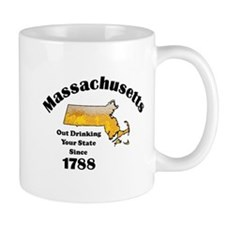 Massachusetts is better then you Mugs