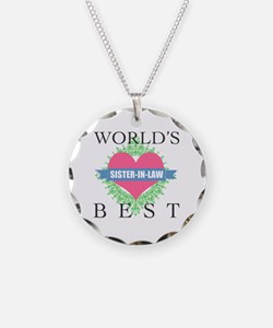 World's Best Sister-In-Law Necklace