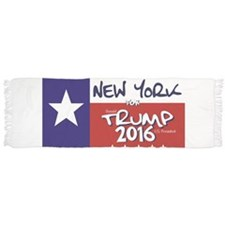 NEW YORK FOR TRUMP Scarf