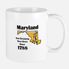 Maryland is better then you Mugs