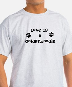Love Goldendoodle T-Shirt