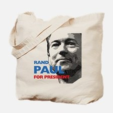 Rand Paul for president Tote Bag