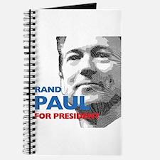 Rand Paul for president Journal