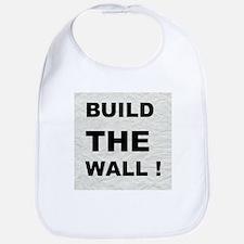 Build The Wall Bib
