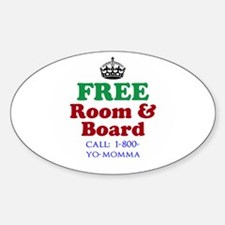 FREE Room Board Decal