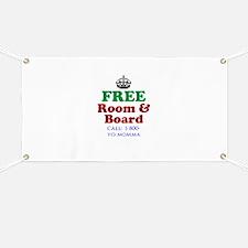 FREE Room Board Banner
