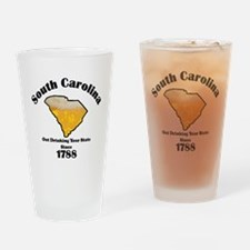 South Carolina is better then you Drinking Glass