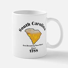South Carolina is better then you Mugs