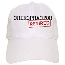 Retired Chiropractor Baseball Cap