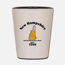 New Hampshire is better then you Shot Glass