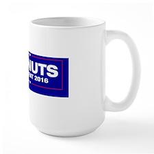 Deez Nuts For President 2016 Mug