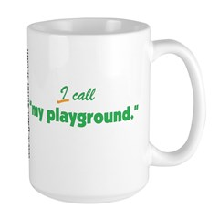 The Geocacher's Perspective - Large Mug