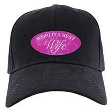 World's Best Wife Baseball Hat