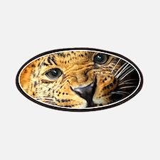 Leopard Portrait Patch