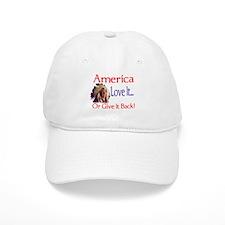 America Baseball Cap