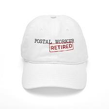 Retired Postal Worker Cap