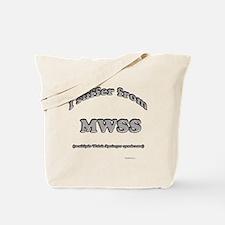 Welsh Springer Syndrome Tote Bag