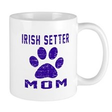 Irish Setter mom designs Mug