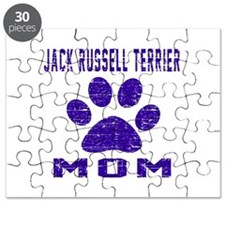 Jack Russell Terrier mom designs Puzzle
