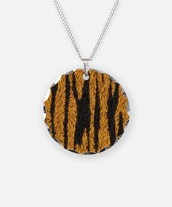 Tiger Stripes Necklace