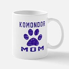 Komondor mom designs Mug