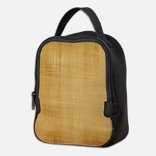 Rustic Neoprene Lunch Bag