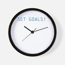 Succeed Wall Clock