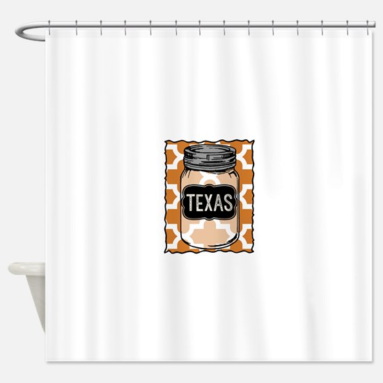 Unique Southern girl Shower Curtain