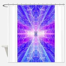 The final Door Shower Curtain