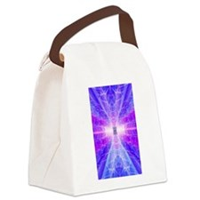 The final Door Canvas Lunch Bag