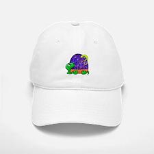 Paisley Turtle and Lizard Baseball Baseball Cap