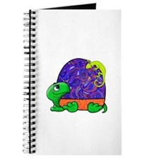 Paisley Turtle and Lizard Journal