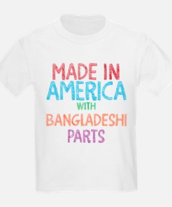 Bangladeshi Parts T-Shirt