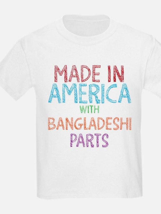 Bangladeshi Parts T-Shirt