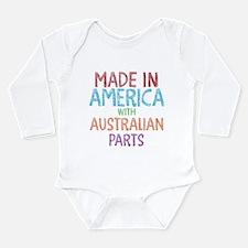 Australian Parts Body Suit