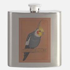 Cockatiel Flask