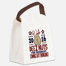 Deez Nuts President 2016 Canvas Lunch Bag