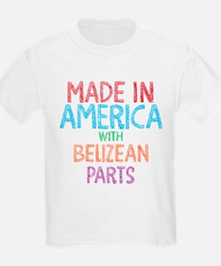 Belizean Parts T-Shirt