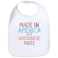 Bhutanese Parts Bib